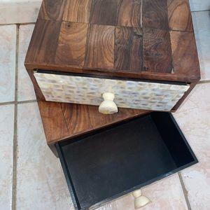 Jewelry/Desktop Organizer Box